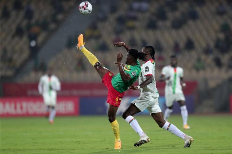 الكاميرون وبوروكينا فاسو