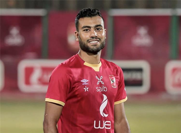 حسام حسن لاعب الأهلي الجديد