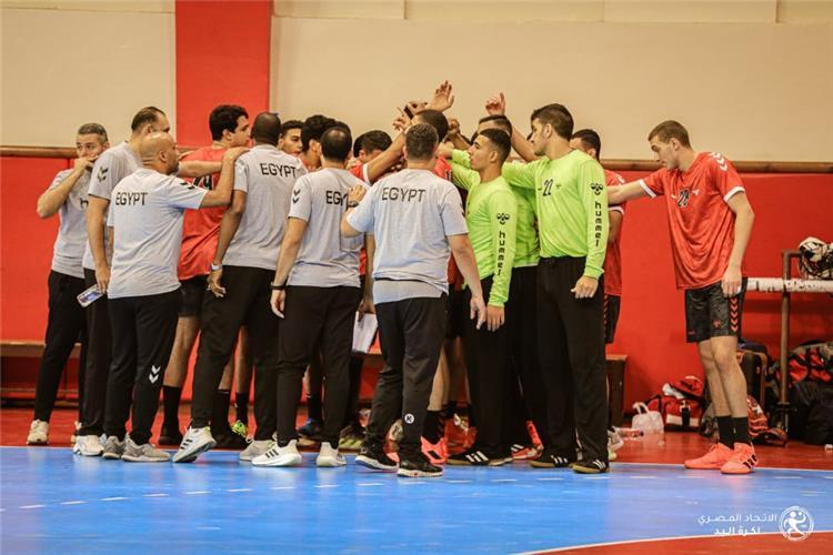 منتخب شباب مصر لكرة اليد
