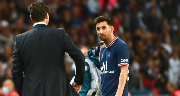 تقارير فرنسية توضح السبب الحقيقي لاستبدال ميسي في مباراة باريس سان جيرمان  وليون - بطولات