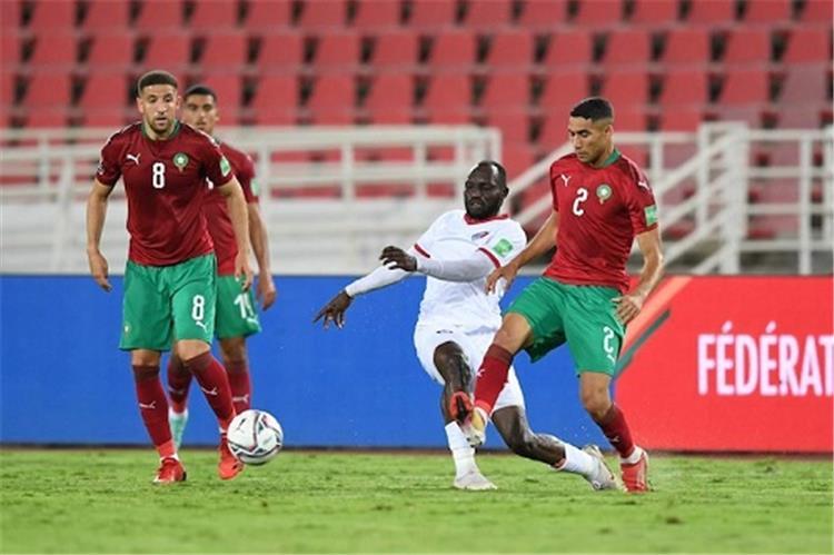 المغرب والسودان
