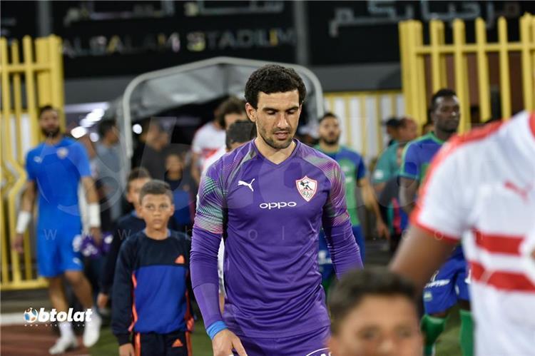محمد عواد لاعب الزمالك