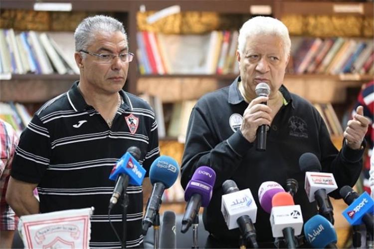 """""""مرتضى منصور"""" يعقد اجتماع مع """"ايناسيو"""" لوضع الرتوش الأخيرة قبل الرحيل"""