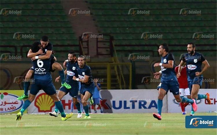فيديو.. إنبي يكتسح الاتحاد بثلاثية في الدوري
