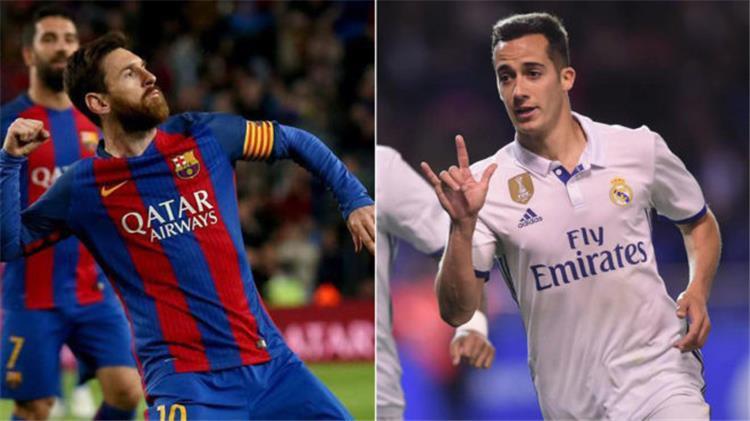 أخبار.. المواجهات المتبقية لريال مدريد وبرشلونة في صراع لقب الليجا