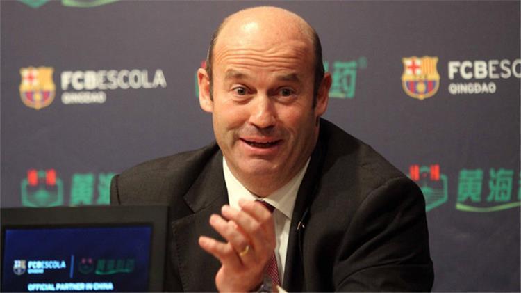 تصريحات.. المدير التنفيذي لبرشلونة يكشف الشرط الوحيد لتعاقد الفريق مع لاعبين جدد
