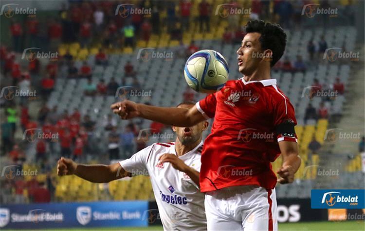 عمرو جمال يتغنى بصالح جمعة ويصرح: لعبه غير متوقع