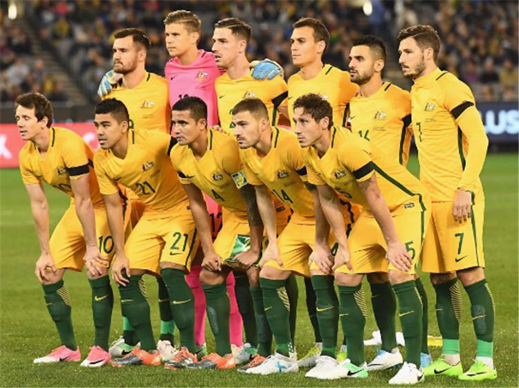رسمي ا استراليا تتأهل لمونديال روسيا 2018