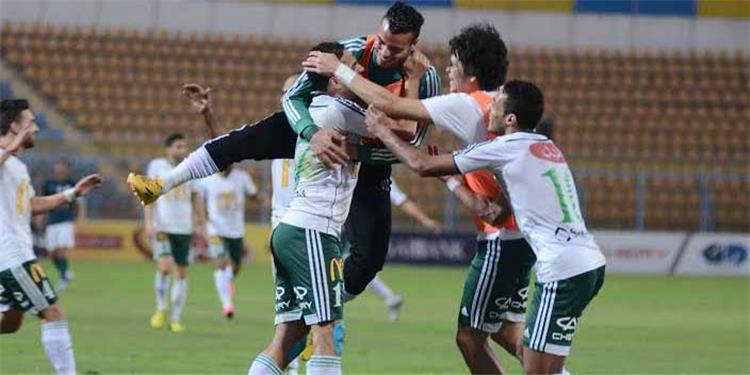 المصري يتعادل مع الاتحاد ويفشل في اللحاق بالزمالك