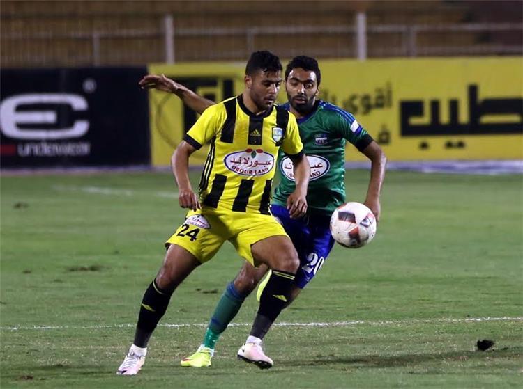 بعد الهاتريك حسين الشحات لم ألعب في مركز الظهير أمام طنطا