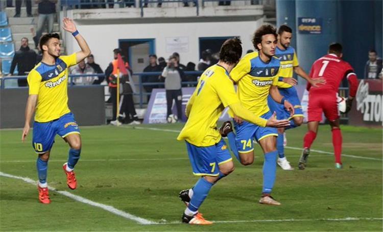 م حترفين بالفيديو وردة يقود بانيتوليكوس للفوز على أروميتوس في الدوري اليوناني