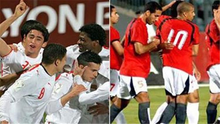 موعد مباراة مصر وتونس والقنوات الناقلة