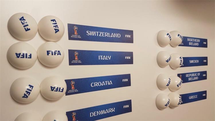 إيطاليا تصطدم بالسويد في الملحق الأوروبي لمونديال روسيا