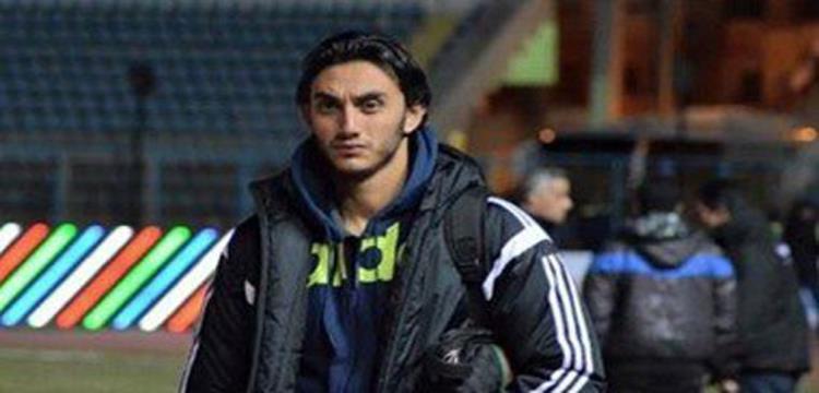 """مران الزمالك...إصابة """"محمد مجدي"""" خلال التدريبات"""