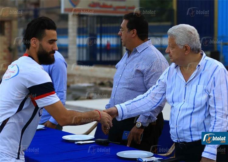 مرتضى منصور فتحي مثل العيل الشبطان وأطالب مرسي بالكف عن خبث الفلاحين