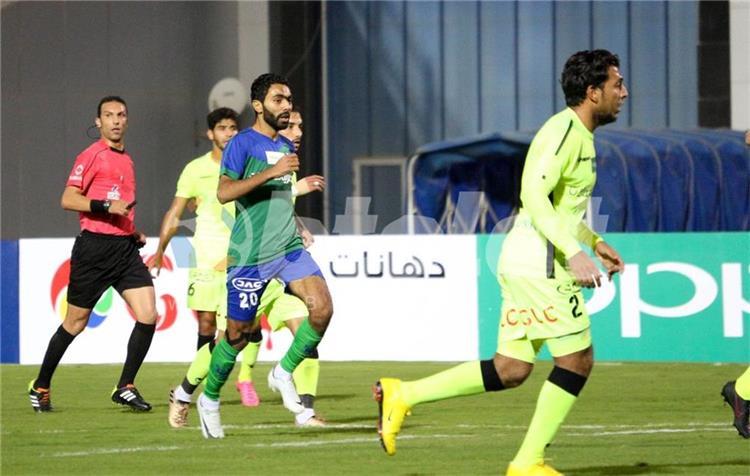 المقاصة يرفض بيع حسين الشحات في يناير لهذا السبب