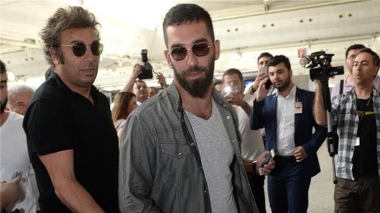 توران يغادر برشلونة