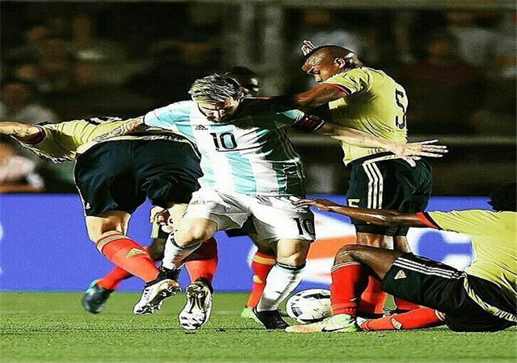 تقرير رقمي لماذا الأرجنتين ميسي حاليا