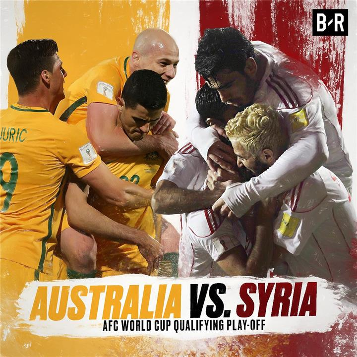 سوريا تصطدم بأستراليا في ملحق تصفيات المونديال