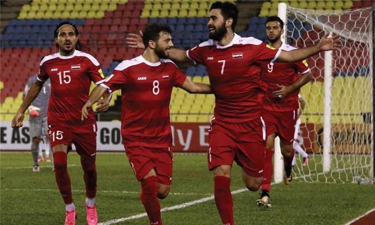محمد صلاح واثق من تأهل سوريا إلى مونديال قطر