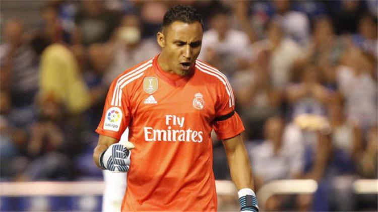 نافاس امام تحدى تاريخي مع ريال مدريد بالموسم الجديد