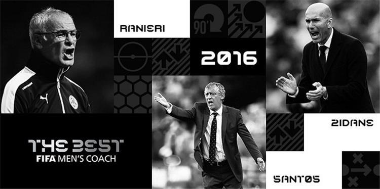 جوائز الفيفا .. بالأرقام | إنريكي سادسا خلف جوارديولا وسيميوني في ترتيب أفضل 10 مدربين