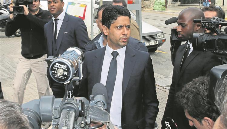 الادعاء السويسري والفرنسي يلاحقان ناصر الخليفي