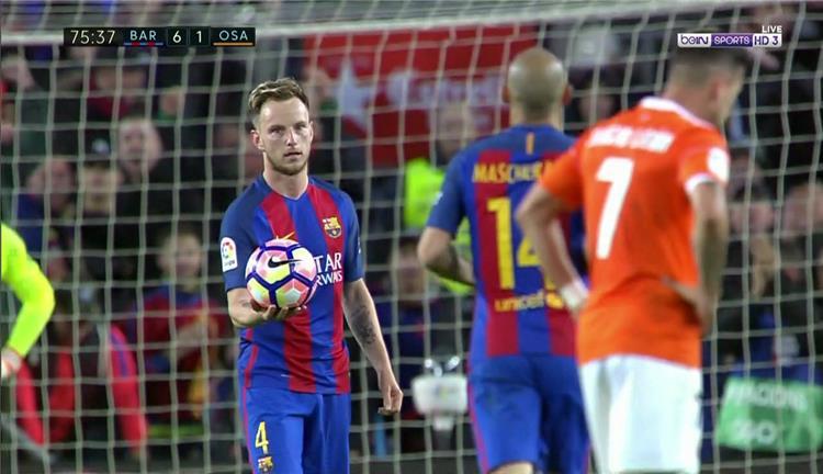 تصريحات.. راكيتيتش: بيكيه طلب مني ترك ركلة الجزاء لماسكيرانو..علينا عدم التفكير في ريال مدريد ولا توجد مباريات سهلة حاليًا