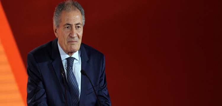 كرة يد حسن مصطفى رئيس ا للاتحاد الدولي للمرة الخامسة على التوالي