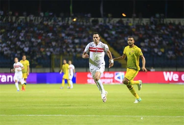"""التعليق الأول لـ""""باولو"""" بعد هجوم جماهير الزمالك عليه في مباراة العهد"""