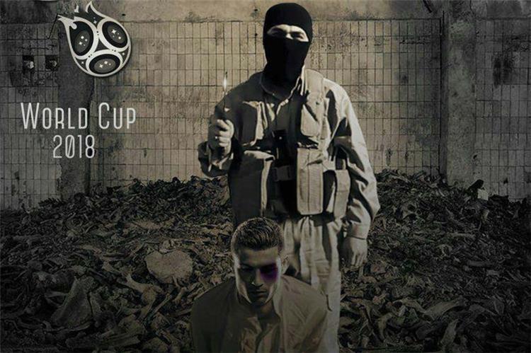 نجمي ريال مدريد ضحية داعش الجديدة في مونديال روسيا