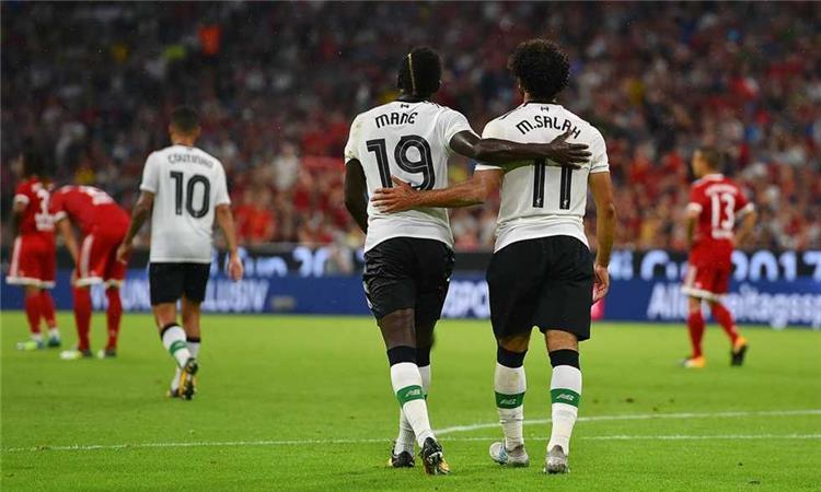 محمد صلاح يعلق على إصابة ماني ويعلن التحدي قبل مواجهة مانشستر يونايتد