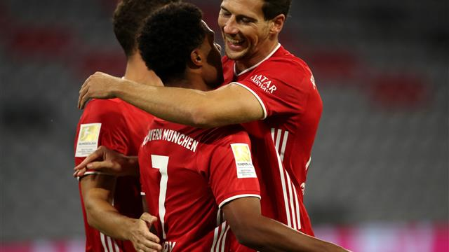 فيديو ثمانية جديدة بايرن ميونخ يكتسح شالكه في أولى مبارياته بالدوري الألماني بطولات