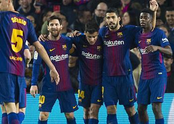 الإصابات تضرب صفوف برشلونة مجدد ا