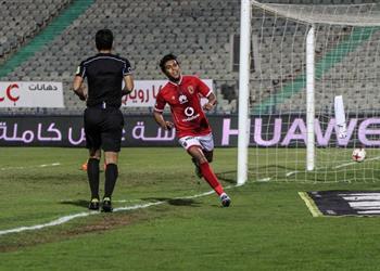 تأكد غياب لاعب الأهلي عن مباراة الداخلية في الدوري