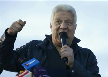 مرتضى منصور يتراجع عن الاستقالة من الزمالك ويهاجم وزير الرياضة و شوبير