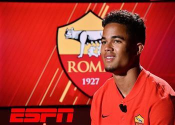 كلويفرت يكشف سبب تفضليه لروما على برشلونة