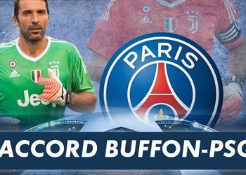باريس سان جيرمان يُلمح لحسم صفقة بوفون