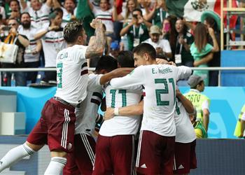 فيديو.. المكسيك تضرب كوريا الجنوبية بثنائية وتحجز مقعدها بدور الـ16