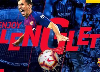 تقرير لينجليت الفرنسي رقم 22 في تاريخ برشلونة