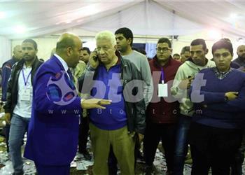 مرتضى منصور: استلمت الزمالك كمركز شباب.. وأموال النادي في البريد
