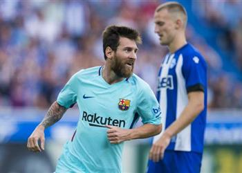 الليجا | برشلونة ضد ديبورتيفو ألافيس موعد المباراة والقناة الناقلة