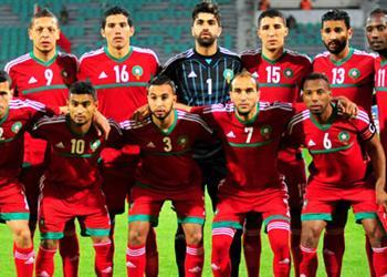 لاعب الوداد في تشكيل محليين المغرب أمام مصر