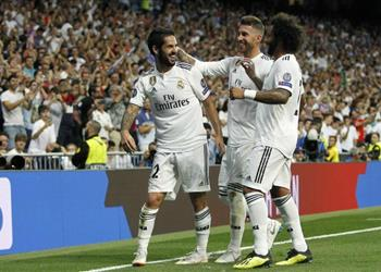 ريال مدريد يسيطر دون رونالدو ويستعد لإنجاز جديد بدوري الأبطال