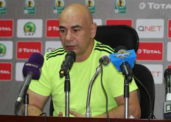 حسام حسن: كنت قلق من اللعب بين جماهير الجزائر وخرجنا من المباراة بشكل حضاري