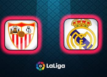 موعد والقناة الناقلة لمباراة ريال مدريد وإشبيلية اليوم