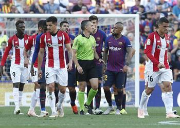 تقرير برشلونة يعاني بعد رحيل تشافي وإنييستا