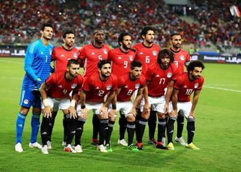 موعد مباراة منتخب مصر وإي سواتيني في تصفيات إفريقيا والقناة الناقلة
