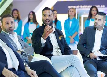 حازم إمام عن مشكلة محمد صلاح: سنصل قريبًا إلى حل