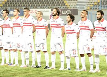 الزمالك يمنح راحة للاعبين الدوليين من مران اليوم